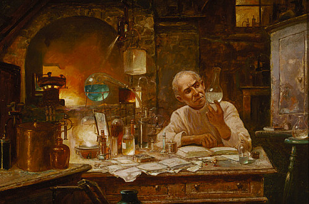 The Chemist Charles Moeller 1875_opt